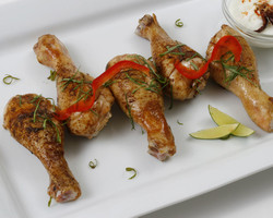 Sweet Chili Lime Drumsticks