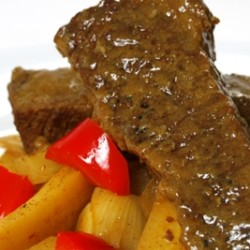 Curry Braised Beef Short Ribs