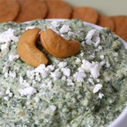 Spinach Cashew Pesto