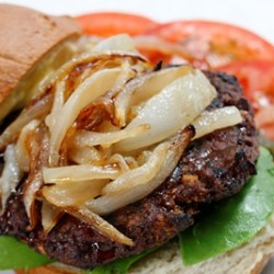 Cumin Molasses Spiced Burgers