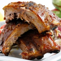 Slow Baked Ribs