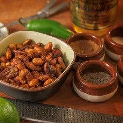 Jalapeño Lime Spiced Nuts