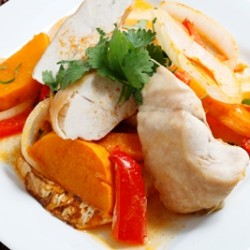 Thai Curry Squash Roast