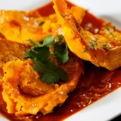 Red Curry Winter Squash