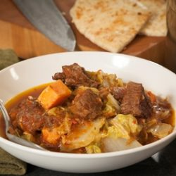 Beef and Vegetable Goulash