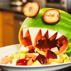Watermelon Monster Salad